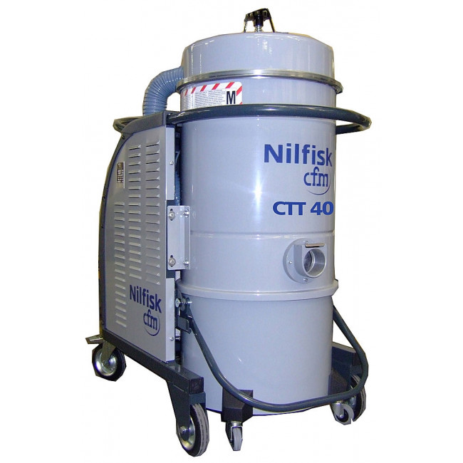Nilfisk CTT 40 M Endüstriyel Elektrikli Süpürge