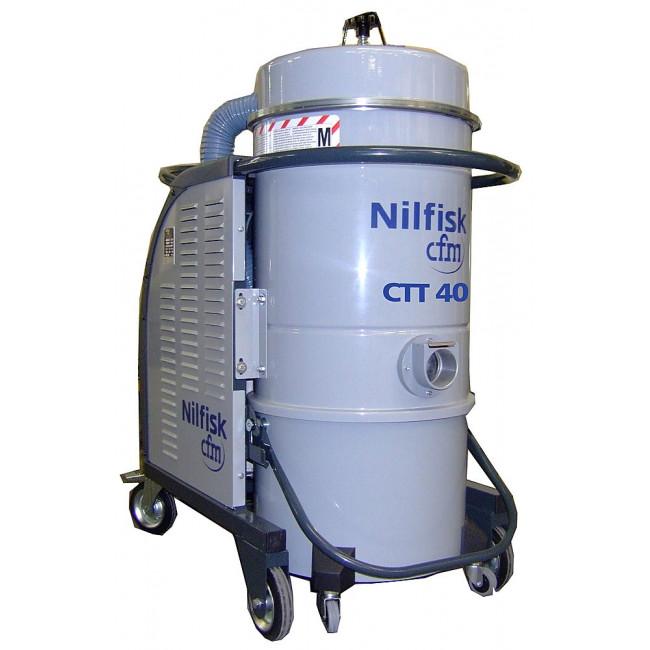 Nilfisk CTT 40 H Endüstriyel Elektrikli Süpürge