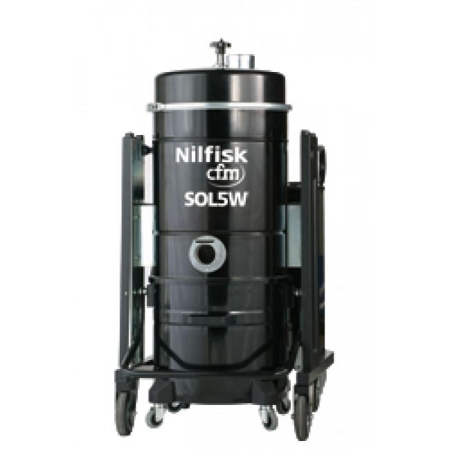 Nilfisk SOL 5W Endüstriyel Süpürge
