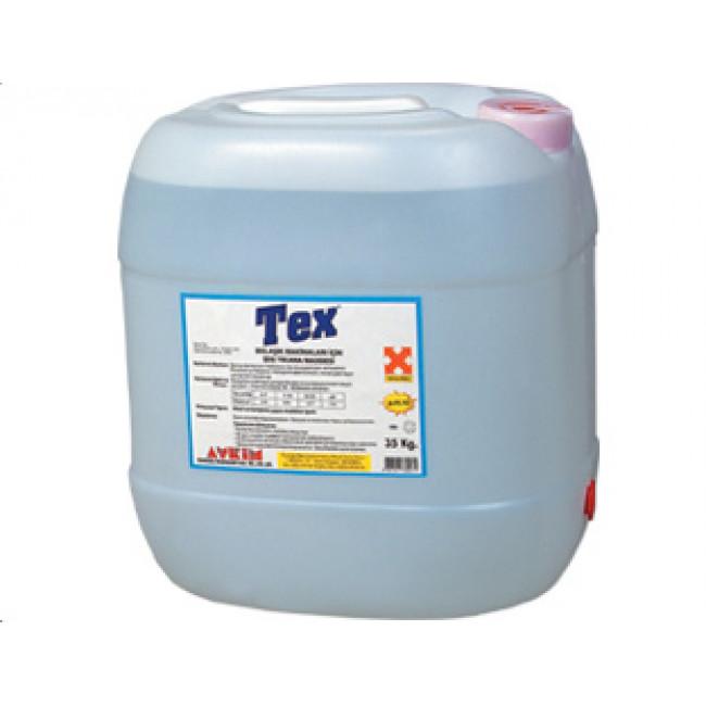 Tex Sanayi Tipi Bulaşık Makinası Kireç Çözücü 30kg
