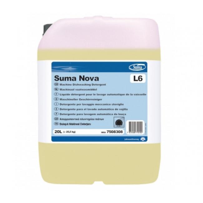Suma Nova L6 Sanayi Tipi Bulaşık Makinası Deterjanı 23,3kg