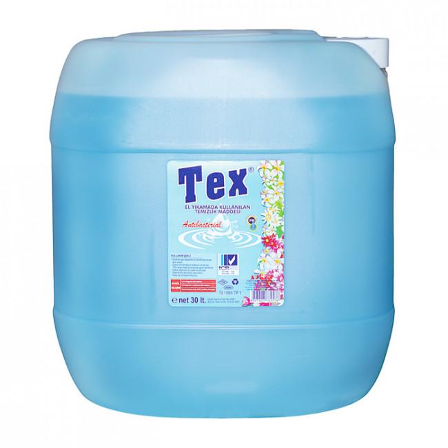 Tex Antibakteriyel Sıvı El Sabunu PH:5.5 30kg
