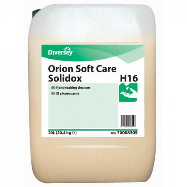 Softcare Solidox H16 Sıvı El Sabunu 5,1kg