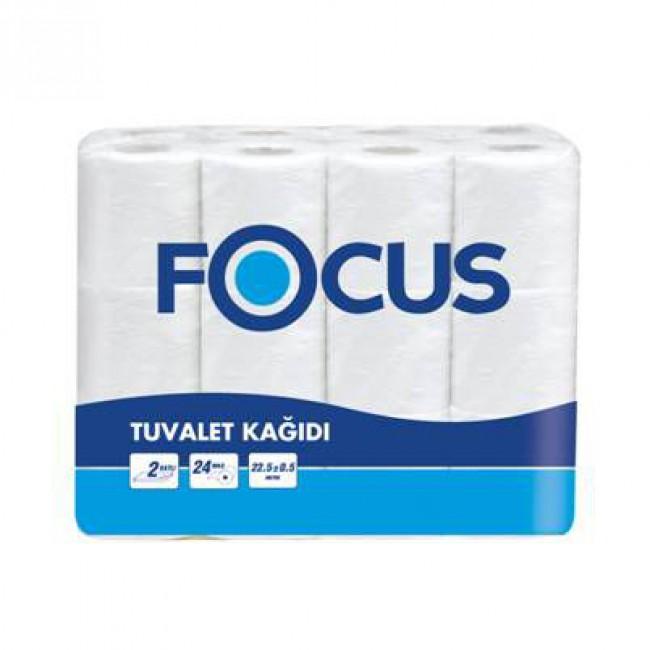 Focus Optimum Tuvalet Kağıdı 72li Koli