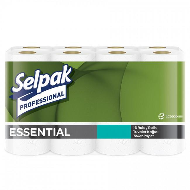 Selpak Professional Essential Tuvalet Kağıdı 48li Koli