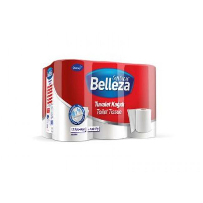 Belleza Tuvalet Kağıdı 48li Koli