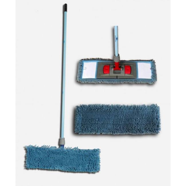 Mikrofiber Nemli Mop Standart 50cm