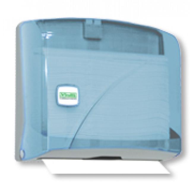 Z-Havlu Dispenseri Plastik Şeffaf