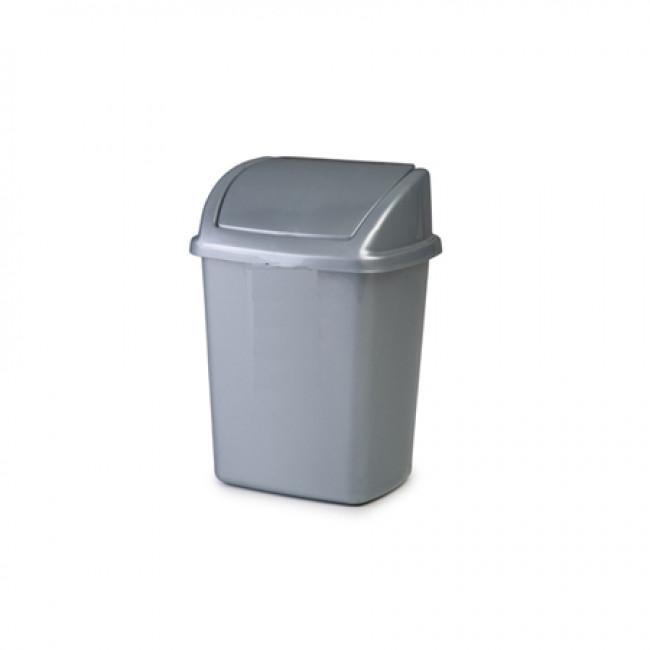 İtme Kapaklı Çöp Kovası No:4 Y:63cm (32LT)