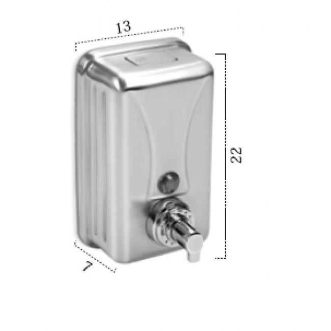 Köpük Sabun Dispenseri Metal 1000ml