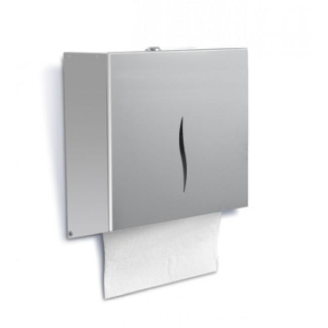 Z-Havlu Dispenseri Metal (304 Kalite)