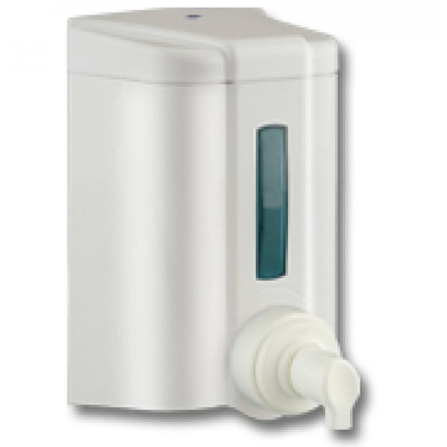 Köpük Sabun Dispenseri Plastik Beyaz 1000ml