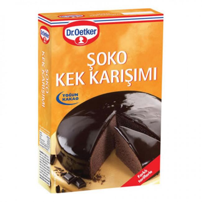Dr.Oetker Şoko Kek Karışımı 500gr